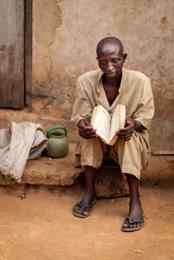 Africa;Benin;Islam;Kaleidos;Kaleidos-images;Koran;Man;Men;Muslim;Portrait;Quran;Religion;Tarek-Charara