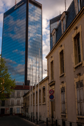 Alfred-H-Milh;Bagnolet;Buildings;Clouds;Kaleidos;Kaleidos-images;Mercuriales;Serge-Lana;Sky-Scrapers;Skyscrapers;Tarek-Charara;Towers,-Architecture