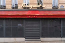 2020;Brasseries;Champs-Elysees;Champs-Élysées;Confinement;Corona;Covid;Covid-19;Fouquet;Fouquets;Kaleidos;Kaleidos-images;Lockdown;Paris-8;Restaurants;Tarek-Charara;Winter