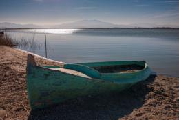 Bateau;Boat;Canigou;Eau;Kaleidos;Kaleidos-images;Laguna;Lagune;Landscapes;Massif;Montagne;Mountain;Mountain-range;Paysages;Pond;Tarek-Charara;Water