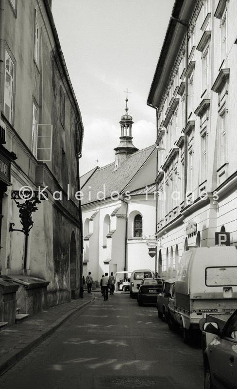 Ulica Świętego Tomasza;St. Thomas Street;Krakow;Cracow;Poland;old town;POL;Cracovie;Lesser Poland;Kleinpolen;Petite Pologne;Krakau