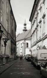 Ulica-Świętego-Tomasza;St-Thomas-Street;Krakow;Cracow;Poland;old-town;POL;Cracovie;Lesser-Poland;Kleinpolen;Petite-Pologne;Krakau