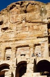 Tarek-Charara;Kaleidos;Kaleïdos;Naher-Osten;Naher-Osten;Middle-East;Middle-East;Proche-Orient;Proche-Orient;Moyen-Orient;Moyen-Orient;UNESCO;Weltkulturerbe;Welterbe;World-Heritage;Patrimoine-de-lHumanité;Graves;Tombs;Tombeaux;Sépultures;Tombes;Geschichte;History;Histoire;Nabatäer;Nabateans;Nabatéens;Gens;Personen;Menschen;People;Personnages