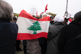 Anti-Corruption;Demonstration;Kaleidos;Kaleidos-images;Lebanon;Paris;Secular-state;Tarek-Charara
